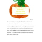 &quot;Horrible Harry at Halloween&quot; Cross Curricular Book Study