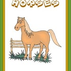 Horses Thematic Unit