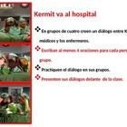 Hospital Dialogue Activity with Kermit and the Muppets