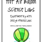 Hot Air Balloon Science Labs, Set of 6!   Great for Design