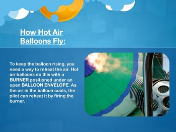 Hot Air Balloons - Flying Machines Vol. 1 Powerpoint Presentation