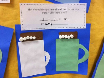 Hot Chocolate Addition Writing