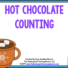 Hot Chocolate Counting:  A Common Core Aligned Math Pack