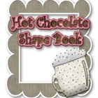 Hot Chocolate Shape Book