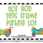 Hot Rod Tens Frame Parking Lot-Differentiated, Self-Correc