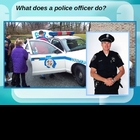 "Houghton Mifflin:  2nd Grade  ""Officer""  Vocabulary"
