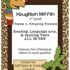 Houghton Mifflin 2nd Grade Theme 4 Reading, Language Arts,