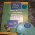 Houghton Mifflin CD ROM Social Science Lesson Planner