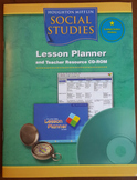 Houghton Mifflin CD ROM Social Studies United States Histo