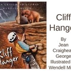 Houghton Mifflin Cliff Hanger Vocabulary ppt and 4 Square FREE