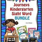 BUNDLE! Houghton Mifflin Journeys 2011 Kindergarten Sight