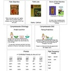 Houghton Mifflin Mini-Focus Wall Theme 10 Weeks 1-3