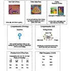 Houghton Mifflin Mini-Focus Wall Theme 2 Weeks 1-3