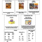 Houghton Mifflin Mini-Focus Wall Theme 3 Weeks 1-3