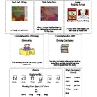 Houghton Mifflin Mini-Focus Wall Theme 4 Weeks 1-3
