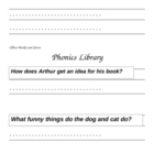 Houghton Mifflin Reading 2nd Grade Theme 4 Focus Portfolio