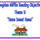 "Houghton Mifflin Reading Theme 5: ""Home Sweet Home"" Printa"