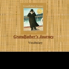 Houghton Mifflin Vocabulary PPT Grandfather's Journey