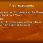 Houghton Mifflin Vocabulary PPT Marvin of the Great Woods