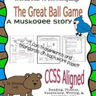 Houghton Mifflin's The Great Ball Game Workbook