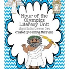 Hour of the Olympics LIterature Study and Activities Align