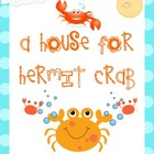 House for Hermit Crab Gr2-3 Math and Literacy Pack