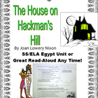 Spooky Read Aloud: House on Hackman's Hill for Halloween o