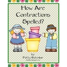 How Are Contractions Spelled?