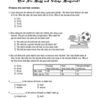 How Are Mass and Volume Measured? Quiz