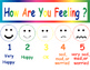How Are You Feeling? emotions identification poster