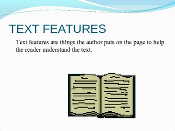 How Do Text Features Help? Power Point