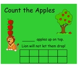 How Many Apples Up on Top?