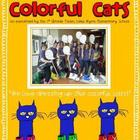 """How-To"" Be Colorful Cats {Costume Instructions for Teachers}"