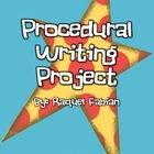 &quot;How-To&quot; Procedural Writing Project (Common Core-Writing W.2.2)