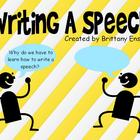 How To Write A Speech
