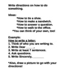 &quot;How To&quot; Writing Guide-For Centers