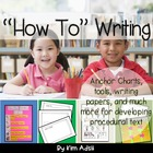 How To Writing Pack by Kim Adsit aligned with Common Core