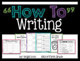 How To Writing : Writer's Workshop : Nonfiction Writing