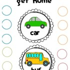 How We Get Home organizer for your classroom