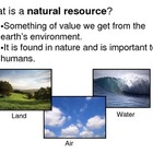 How We Use Earth&#039;s Resources