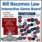 How a Bill Becomes a Law Board Game Common Core Standard