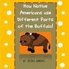 How the Native Americans used Parts of  Buffalo