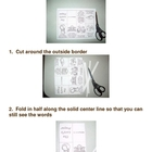 How to Assemble A Mini Book