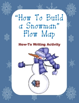 How to Build a Snowman Flow Map