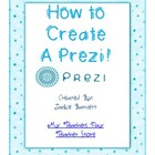 How to Create A Prezi with Video!