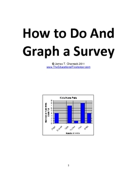 How to Do and Graph a Survey