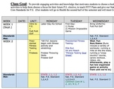 EASY WAY to Meet State, National, & Common Core Standards
