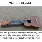 How to Play Chords on the Ukulele Flipchart