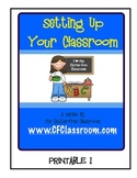 How to Set Up A Classroom