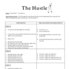 How to Teach the Hustle Dance